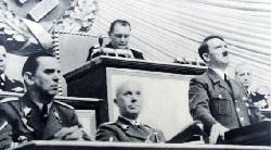 第二次世界大戦を引き起こしたヒトラー