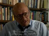 ローゼンハン教授